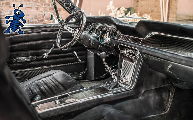 当前位置:首页 - 案例展示 - 1967福特野马碳纤维与真皮内饰 - 案例