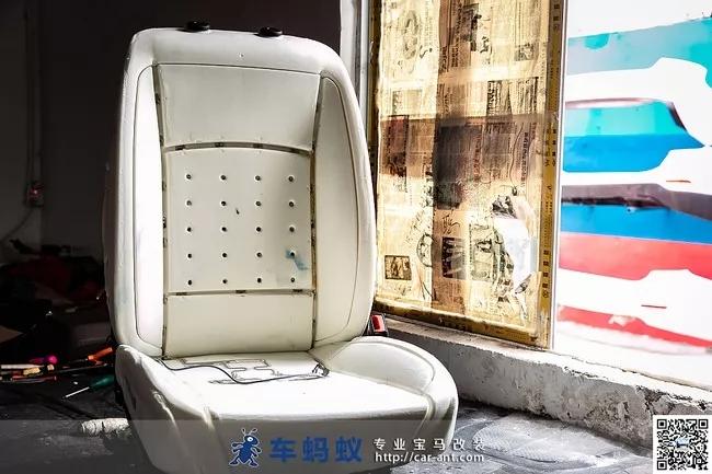 18款宝马5系530改装升级通风座椅